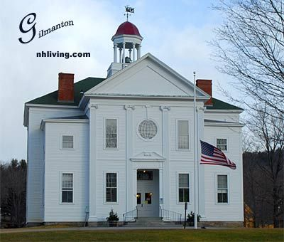 Gilmanton, New Hampshire 03237   Gilmanton, NH Lodging, Real Estate, Travel & Visitor Information            First known as Gilmantown, the town of Gilmanton was home to the large Gilman family, of which there were 24 members receiving land grants. At one ...