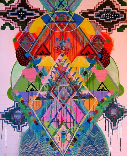 symetrische compositie