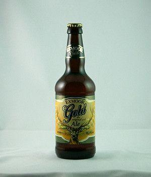 Exmoor Ales - Gold