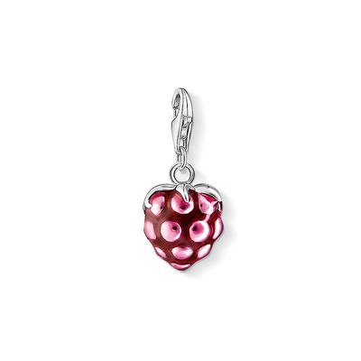 THOMAS SABO Charm Club Charms Charm Raspberry
