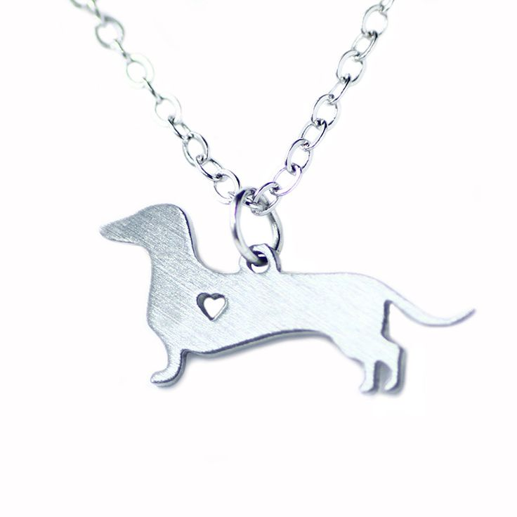Aliexpress.com : Buy Dainty Dachshund Necklace Doxie Sausage Dog Memorial Gift Puppy Doggy Pet Necklaces & Pendants Women Animal Stainless Steel from Reliable steel plywood suppliers on Paw Paw House Urbanlife Store
