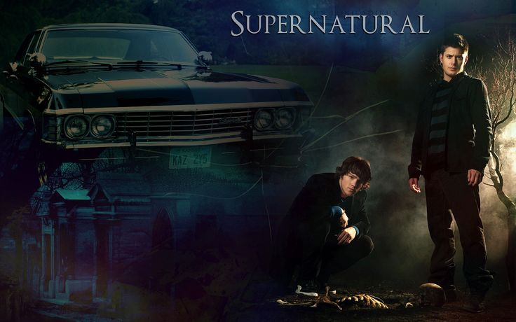 Supernatural Wallpaper - High Definition : Widescreen Wallpapers