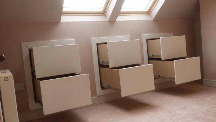 Loft Storage Solutions & Loft Storage Ideas- Smart Storage - Smart Storage