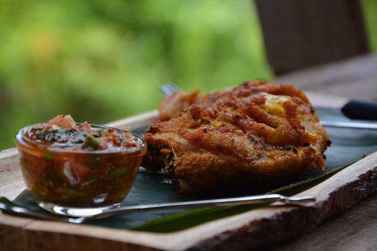 Thai Keto Golden Tamarind Chicken
