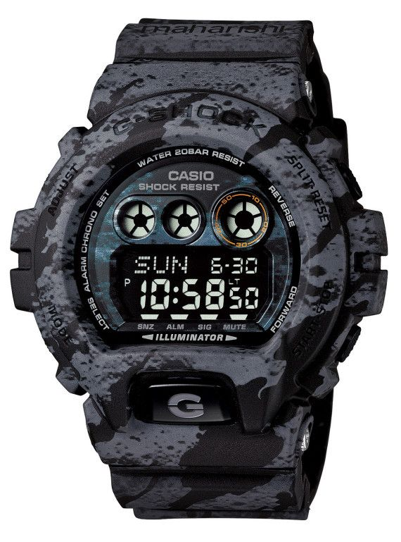 maharishi casio gshock gd x6900mh dpm lunar bonsai watch 00a 570x769 maharishi x Casio G Shock GD X6900MH DPM: Lunar Bonsai Watch