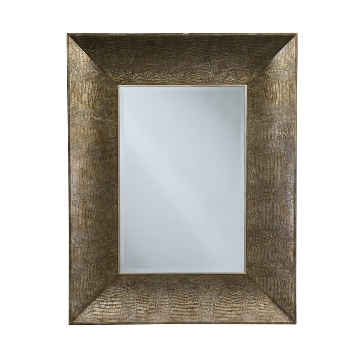 Adriana Hoyos Signature Rectangular #Mirror #home #accessories #luxury # Furniture #contemporary. Luxury FurnitureAccent PiecesHome  AccessoriesMirrors