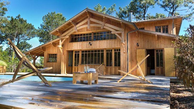 26 best Cap Ferret images on Pinterest Ferrets, Cap d\u0027agde and Gardens - location maison cap ferret avec piscine