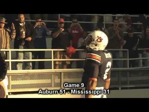 Auburn Football and Cam Newton