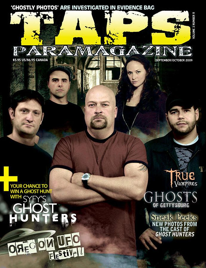 ghost hunters 2009 special edition