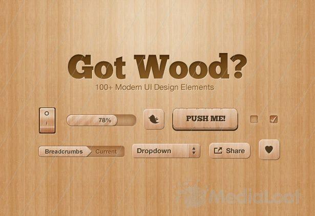 50  PSD UI Web design elements | Webdesigner Depot
