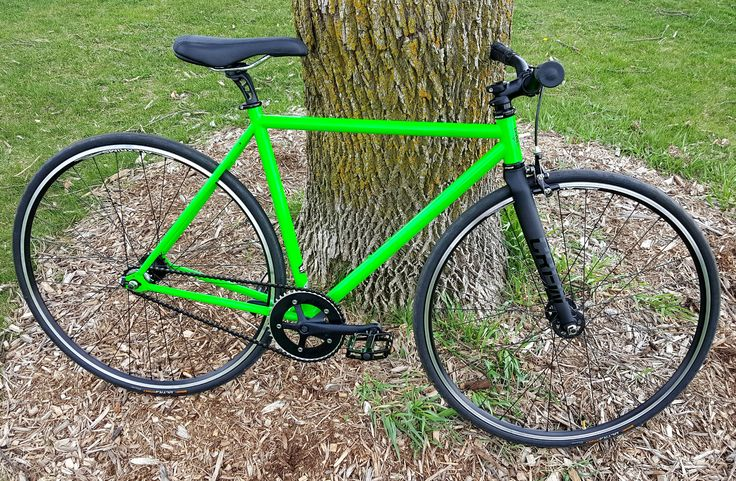 how to build a fixie bike from scratch