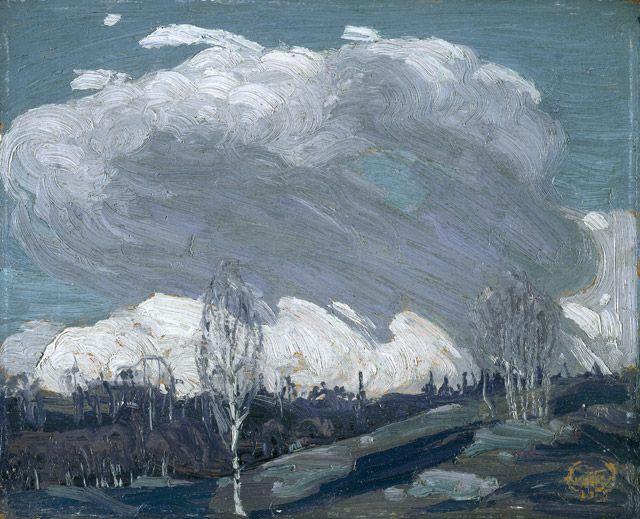 Tom Thomson Catalogue Raisonné | Nocturne, Spring 1915