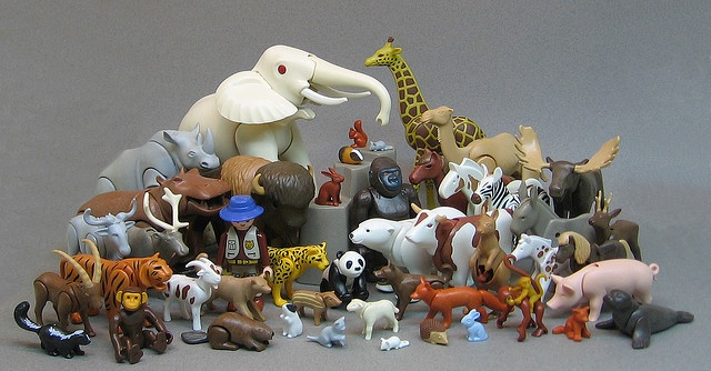 playmobil animals