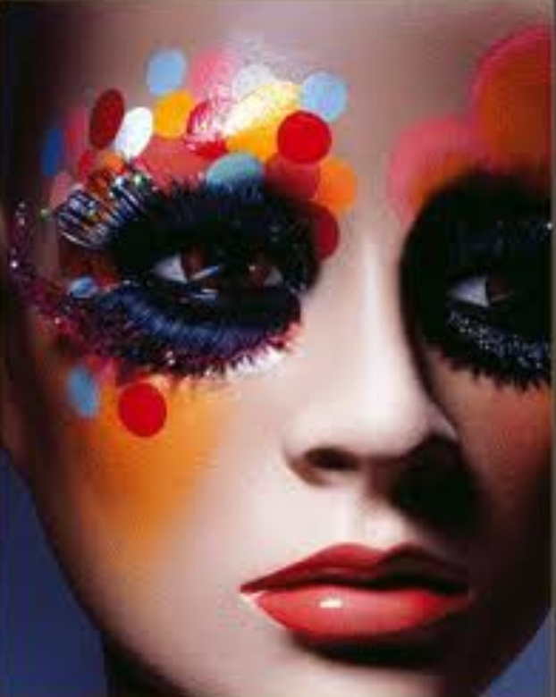 abstract makeup | Abstract | Pinterest