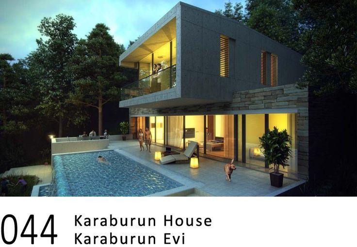 Karaburun House www.maerpartners.com