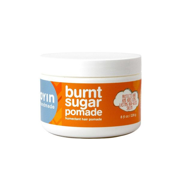 The Sugar Pomades ~ humectant hair pomades