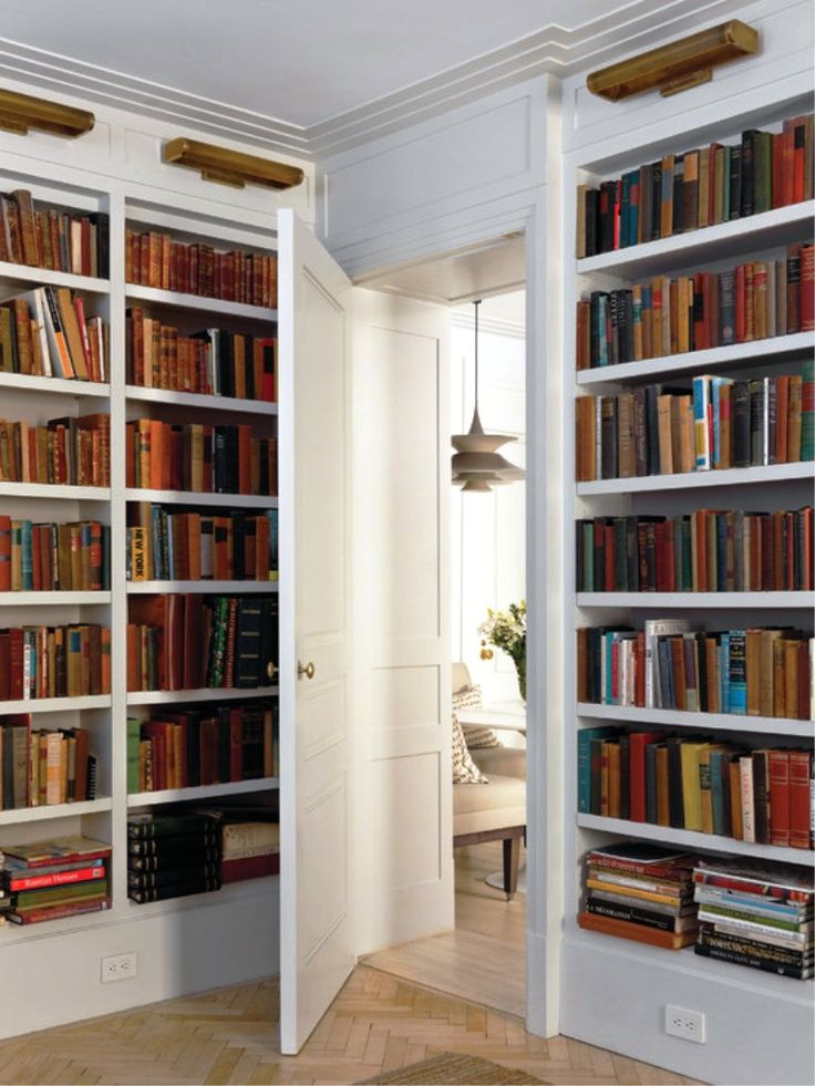 14 best Library images on Pinterest | Book shelves, Bookcases and ...