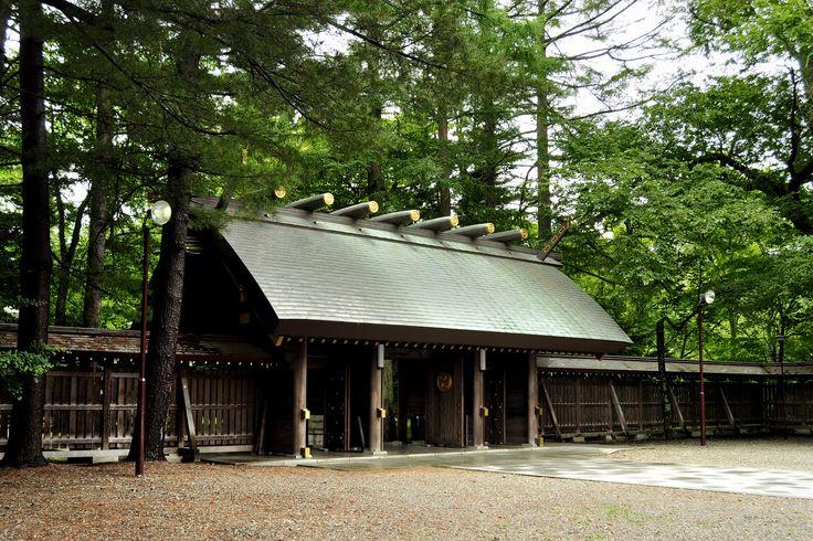 https://flic.kr/p/cQarJY | _DSC906534468000 | Obihiro Shrine, tokachi