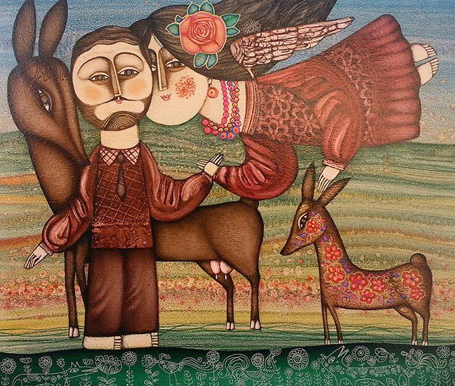 The official site of painter Armen Vahramyan