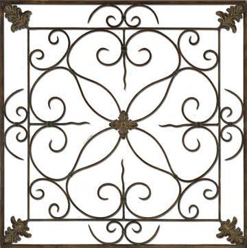 Seville Plaque - Wall Sculptures - Wall Decor - Home Decor | HomeDecorators.com