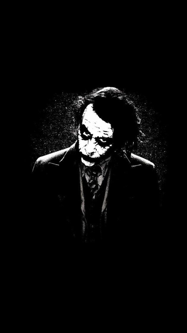 ジョーカー byバットマン iPhone壁紙 Wallpaper Backgrounds iPhone6/6S and Plus Joker