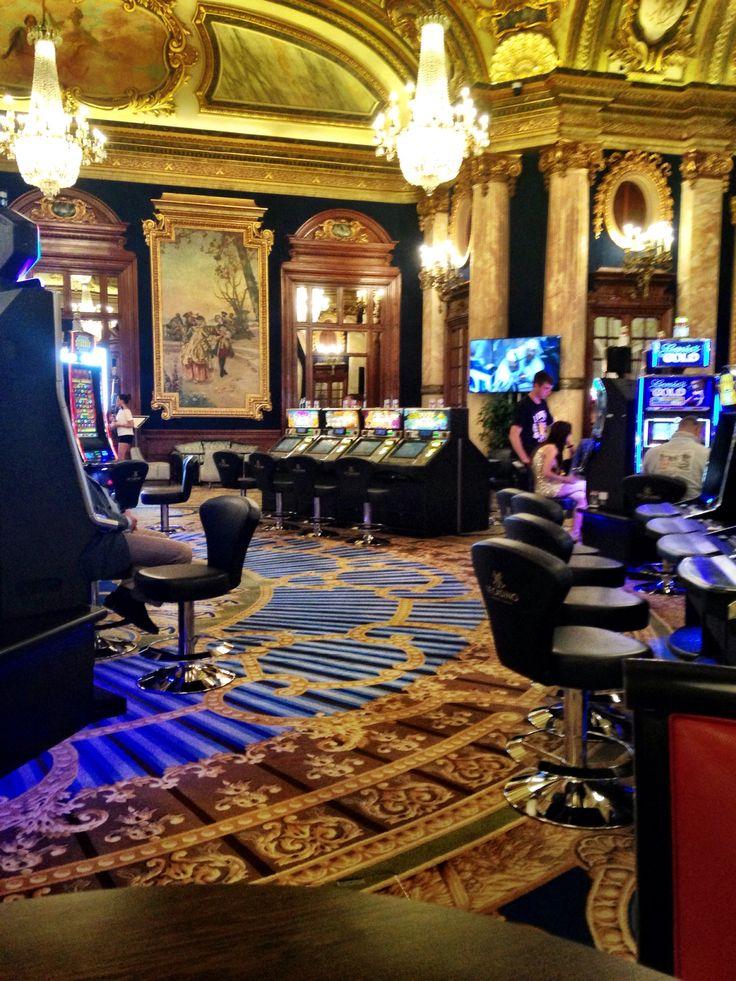 monte carlo las vegas casino games