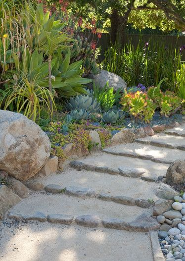 Rock Garden Pictures Ideas