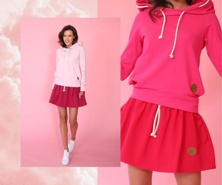 Cali Skirt Plum with Aspen Light Pink or Cali Skirt red with Aspen Pink? Check out all the variations on http://colorshake.pl/kategoria/nowosci