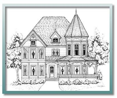 131 best images about victorian houses on pinterest for Authentic historical house plans