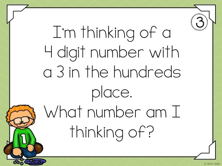Math Questions Open Ended Problem Solving Brain Teasers Math