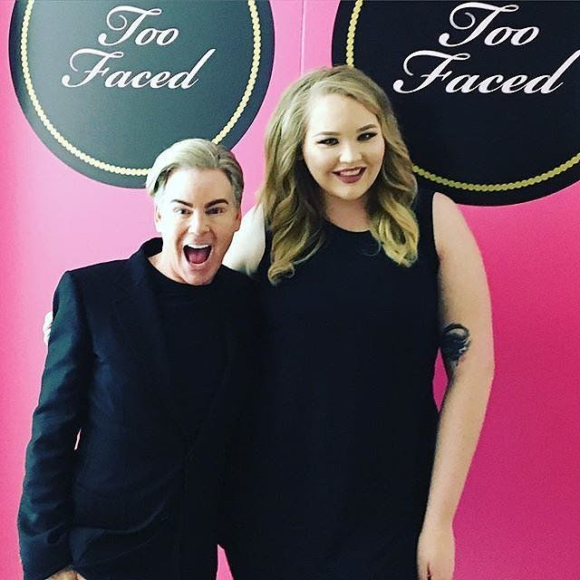 Too Faced and Nikkie Tutorials Are Joining Forces For a Pretty Epic Collaboration