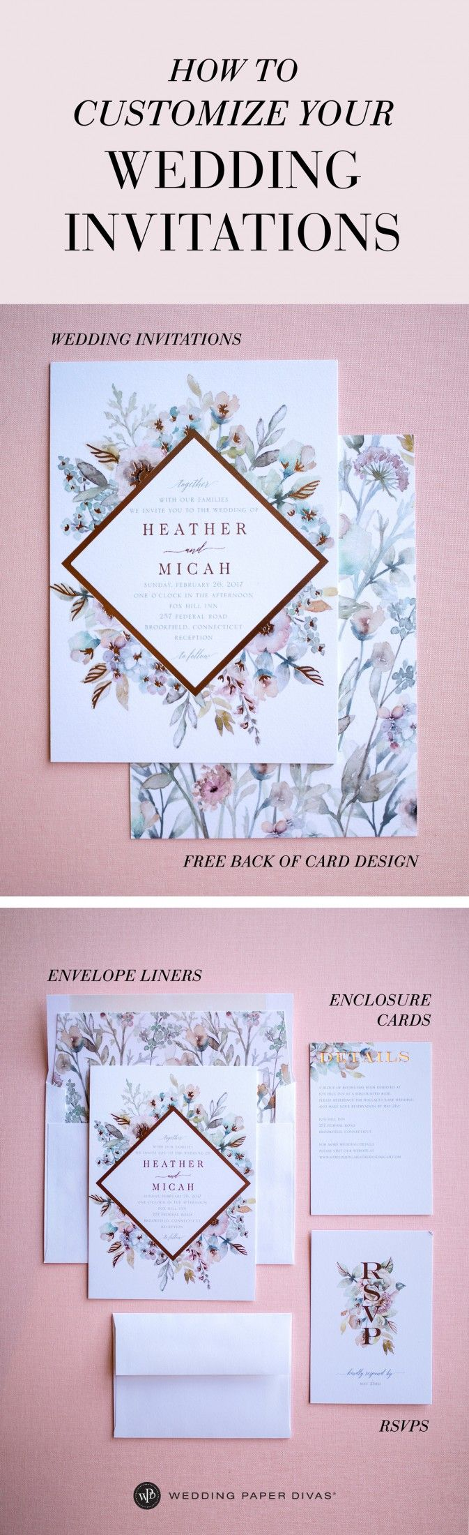 129 Best Country Wedding Invitations Images On Pinterest Country