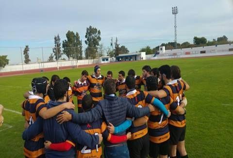 Este sábado a las 2 de la tarde el Club de Rugby Victoriano jugará un partido de la liga Rugby Amateur Andaluz contra el equipo onubense, Instituto Británico de Huelva Rugby Unión.   #huelva #rugby #victoriano