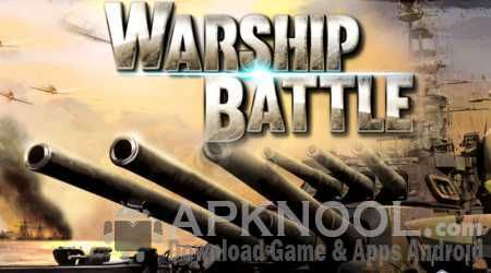 Warship Battle 3D World War II With MOD APK 1.2.3