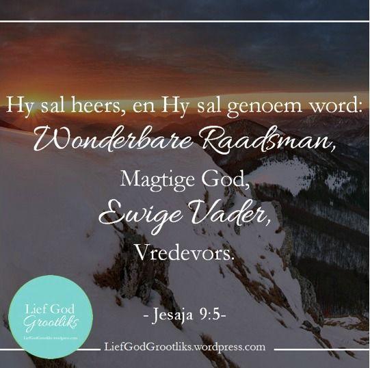Ons Name van God - Sy Naam sal genoem word. (Week 4) se blog verskyn nou op Finesse se Voelgoed web bladsy. Maak gerus 'n draai daar. https://www.voelgoed.co.za/blog/sy-naam-sal-genoem-word