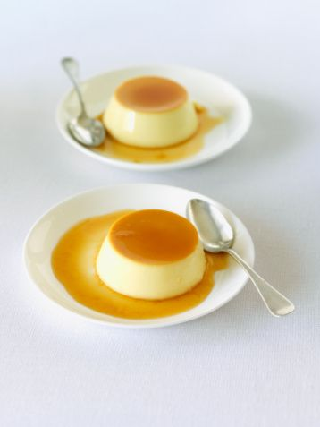 Custard Pudding (Japanese Purin / crème caramel)