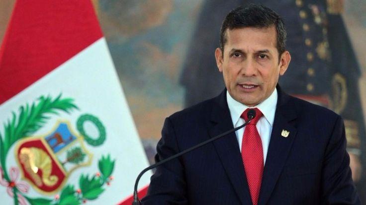 """Ollanta Humala: """"Apoya marcha del 5 de abril y no cerraré el Congreso"""""""