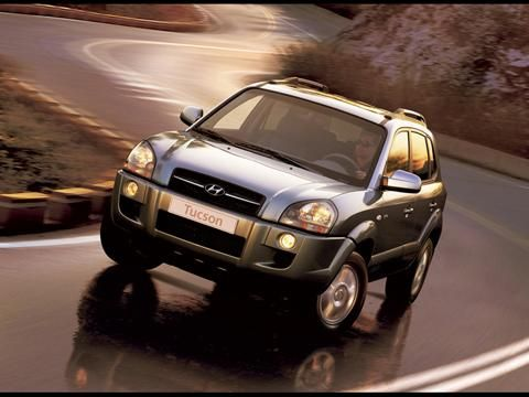 Отзывы о Hyundai Tucson (Хендай Таксон)