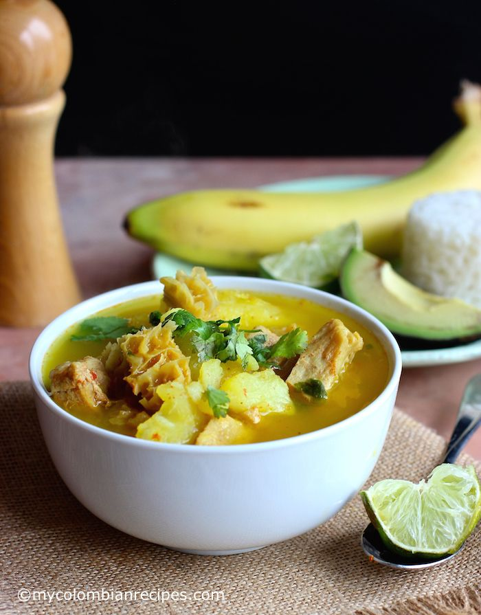 Mondongo Colombiano (Tripe and Pork Colombian Soup) |mycolombianrecipes.com