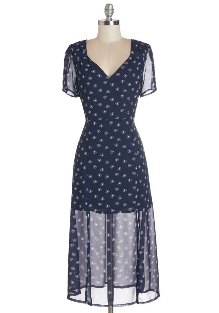 210 best midnight blue weddings images on pinterest blue for Vintage wedding guest dresses