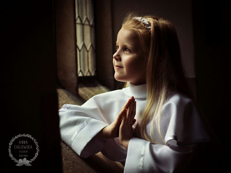 Holy Communion Anna Chojowska-Szymańska. Family & Children Photography. Krakow.