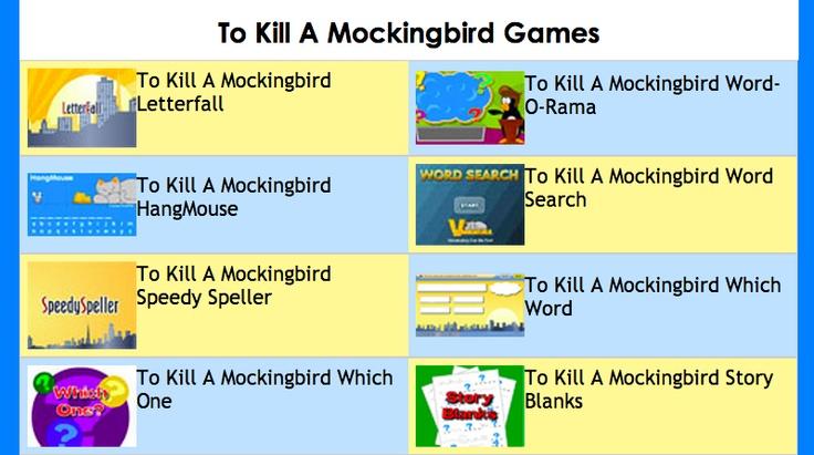 To kill a mockingbird literary anaylsis