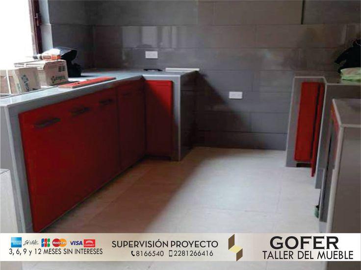 Supervición de Proyecto: En Gofer nos encargamos de supervisar cada detalle de los trabajos realizados.... Contáctanos y aprovecha ahora el método de pago con tarjeta 💳 y elige a 3,6 y 12 meses  ¡SIN INTERESES! Consulta sobre una cotización GRATIS. 📞 8166540 📱 2281266416 #AmueblandoTuVida #Gofer #Muebles #Taller #Carpintería #Diseño #CocinaRoja #Arquitectura #Mobiliario #Hogar #Xalapa #Coatepec #Veracruz #Mexico