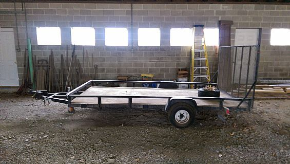 Nomanco Commercial Utility Trailer Utility-Landscape Trailers For Sale in Saugerties, NY A00004 | Want Ad Digest Classified Ads