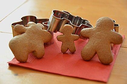 Pepparkakor (schwedische Weihnachtsplätzchen) Sehr empfehlenswert und mal was anderes.