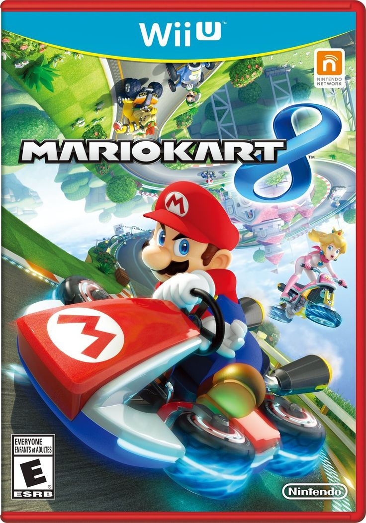 AmazonSmile: Mario Kart 8 - Nintendo Wii U: Video Games