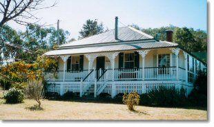 beautiful Queenslander home