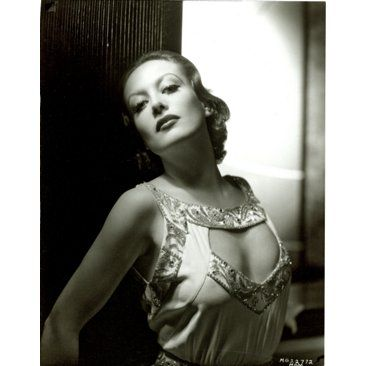 Check out this item at One Kings Lane! Joan Crawford by George Hurrell