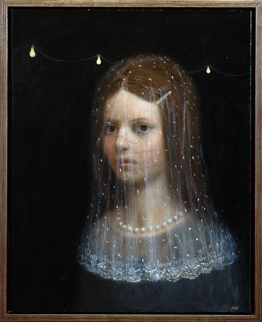 .: Canvas 2008, Oil Paintings, Canvas 2009, Quinceanera Oil, Oil On Canvas, The Artists, Starry Lace, Set Wiesenfeld, Wiesenfeld Oil
