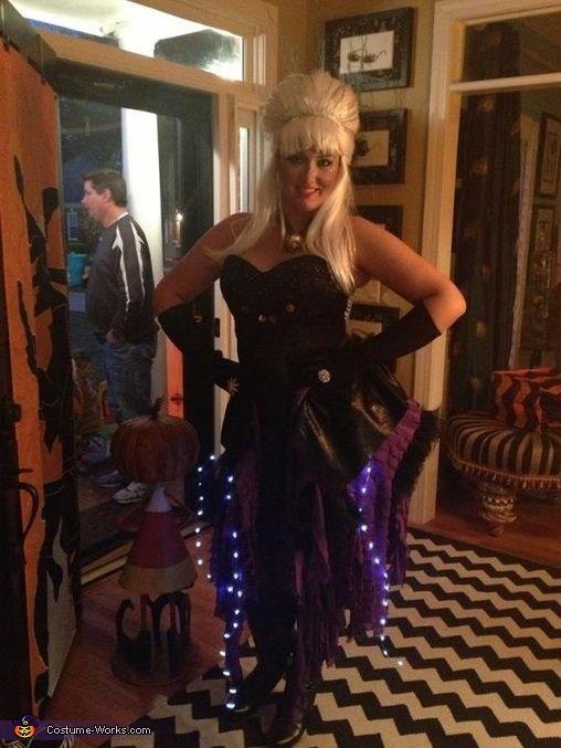 The 25 best diy ursula halloween costume ideas on pinterest ursula halloween costume contest at costume works ursula costume diyanna solutioingenieria Images